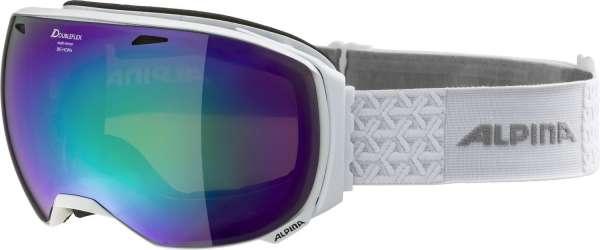 Image of Alpina BIG HORN MM Skibrille - white