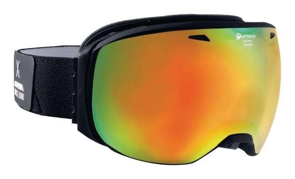 Image of Alpina BIG HORN QMM Skibrille - Black Matt