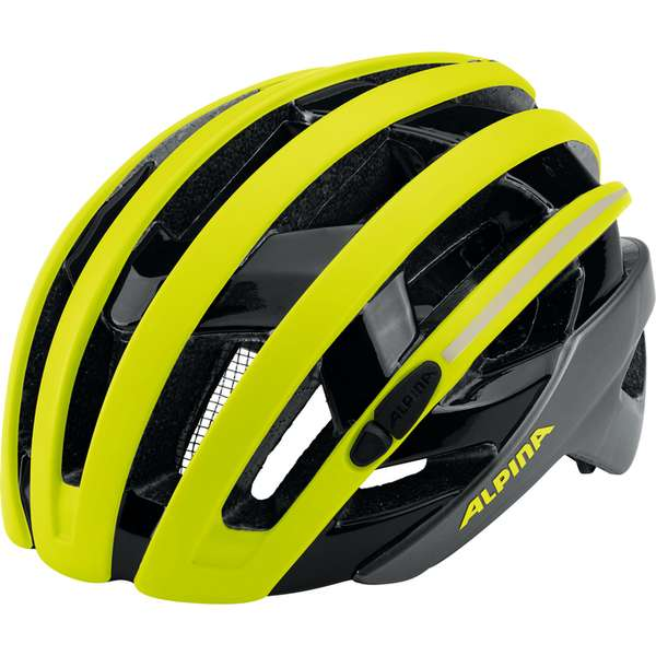 Image of Alpina Campiglio Velohelm - be visible