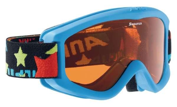 Image of Alpina Carvy 2.0 Skibrille - cyan