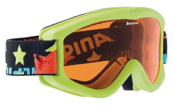 Image of Alpina Carvy 2.0 Skibrille - lime