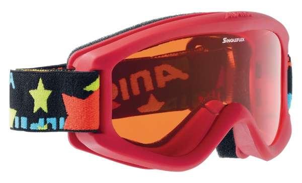 Image of Alpina Carvy 2.0 Skibrille - red