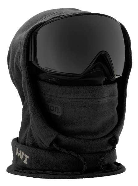 Image of Anon Men's MFI Hood Clave Neckwear - black
