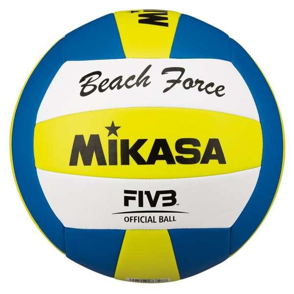 Image of Mikasa Beach Volleyball VXS-BMD-YB yellow/royal/white