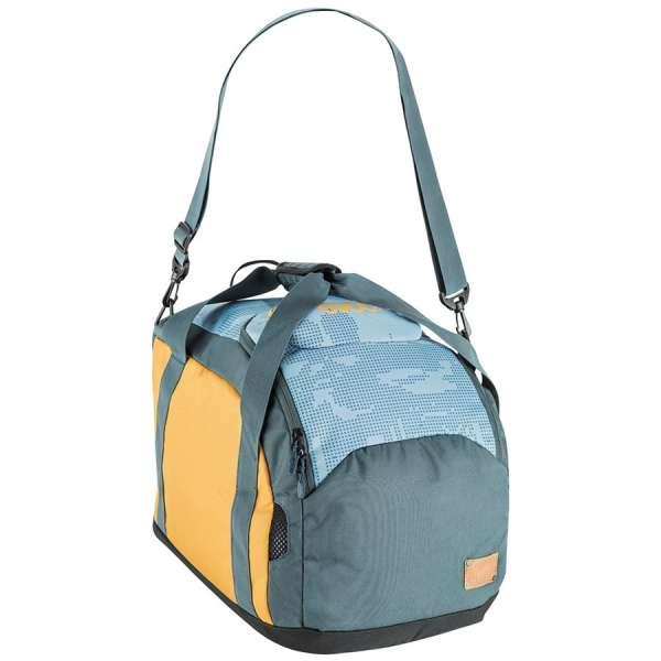 Image of Evoc Boot Helm Bag multicolour