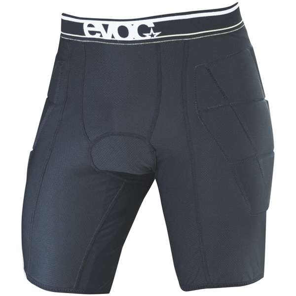 Image of Evoc Crash Pants black