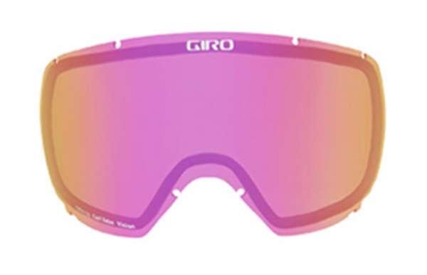 Image of Giro Balance/Facet Ersatzglas amber pink 37 one size S2