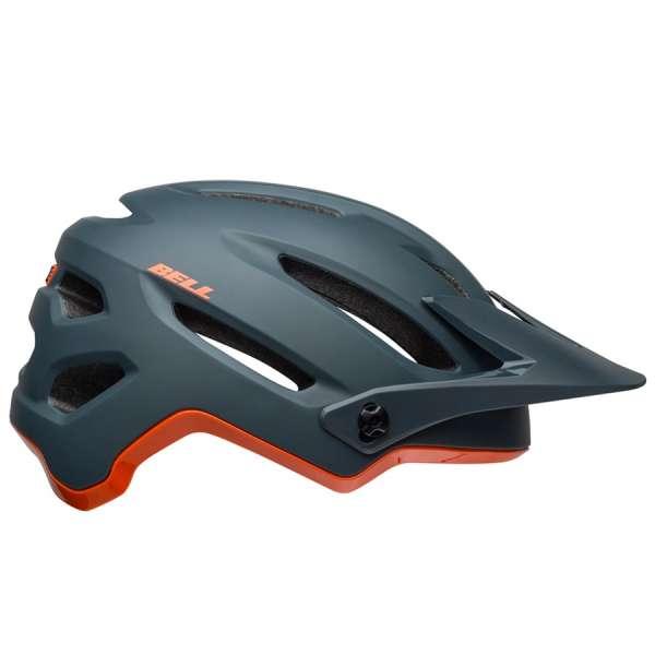 Image of Bell 4forty MIPS Velohelm matte/gloss slate/orange
