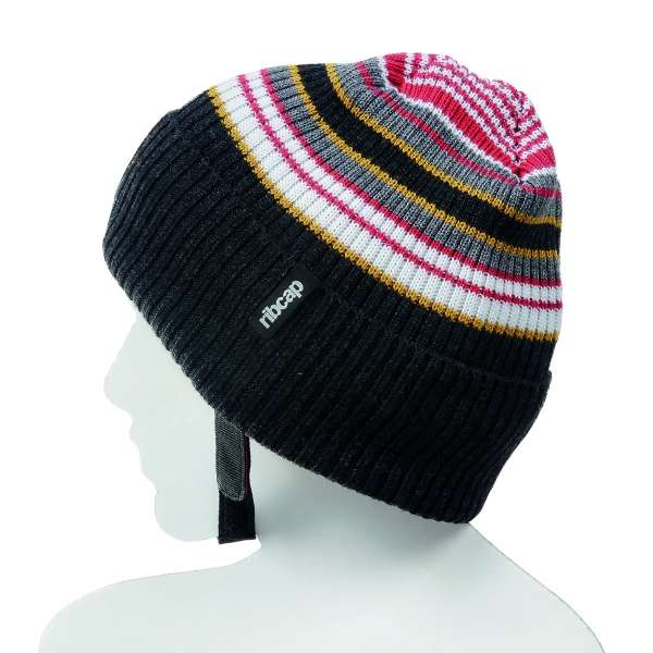 Image of Ribcap - Iggy Stripy