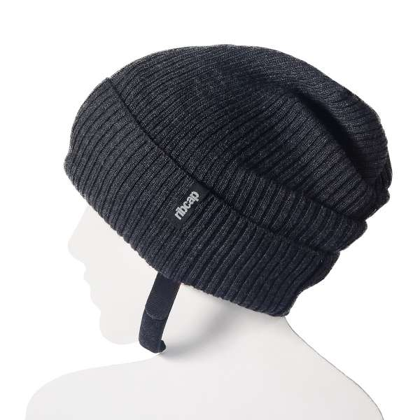 Image of Ribcap - Lenny Anthracite - Kids