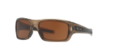 Oakley Turbine XS Sonnenbrille - Brown Smoke Dark Bronze