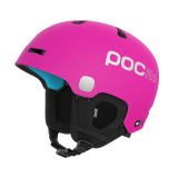 POCito Fornix Spin Skihelm - Fluorescent Pink