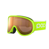 POCito Retina Skibrille - Fluorescent Yellow / Green / Orange No Mirror