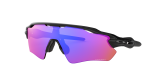Oakley Radar EV Path Sonnenbrille - Polished Black Prizm Trail