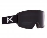Anon M3 With Spare Skibrille - Black Polar Smoke PERCEIVE Variable Violet