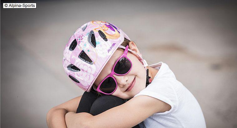 Uvex Sportstyle 508 Kinder-Sonnenbrille black mat